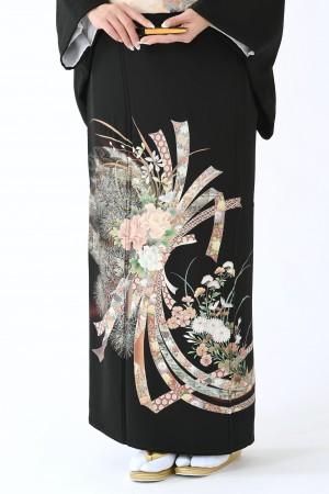 鹿児島店黒留袖KAKT-401
