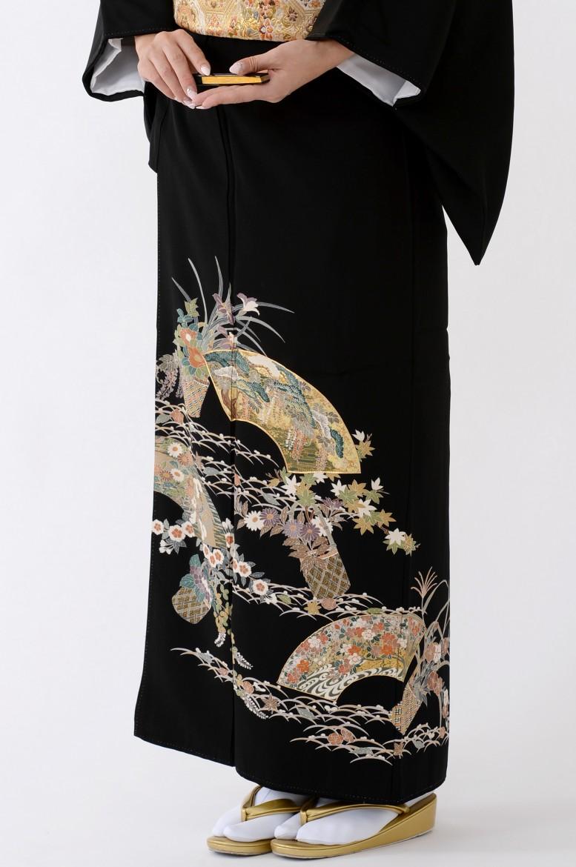 鹿児島店黒留袖KAKT-219