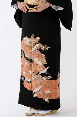 鹿児島店黒留袖KAKT-013
