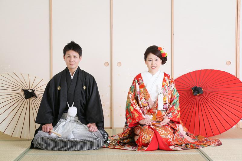 【熊本店】スタジオ和装2着プラン限定