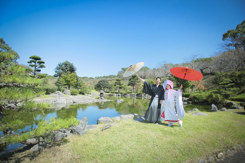 吉野公園前撮り