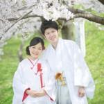 桜プラン早割キャンペーン2018-前撮り スタジオフィール 熊本 熊本城