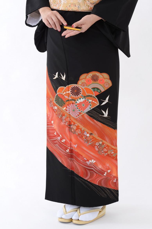 鹿児島店黒留袖KAKT-023