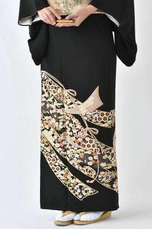 鹿児島店黒留袖KAKT-026