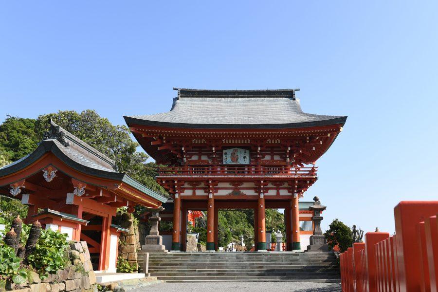 宮崎 鵜戸神宮