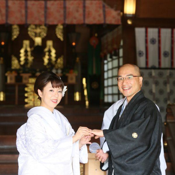 熊本県 出水神社 神社挙式