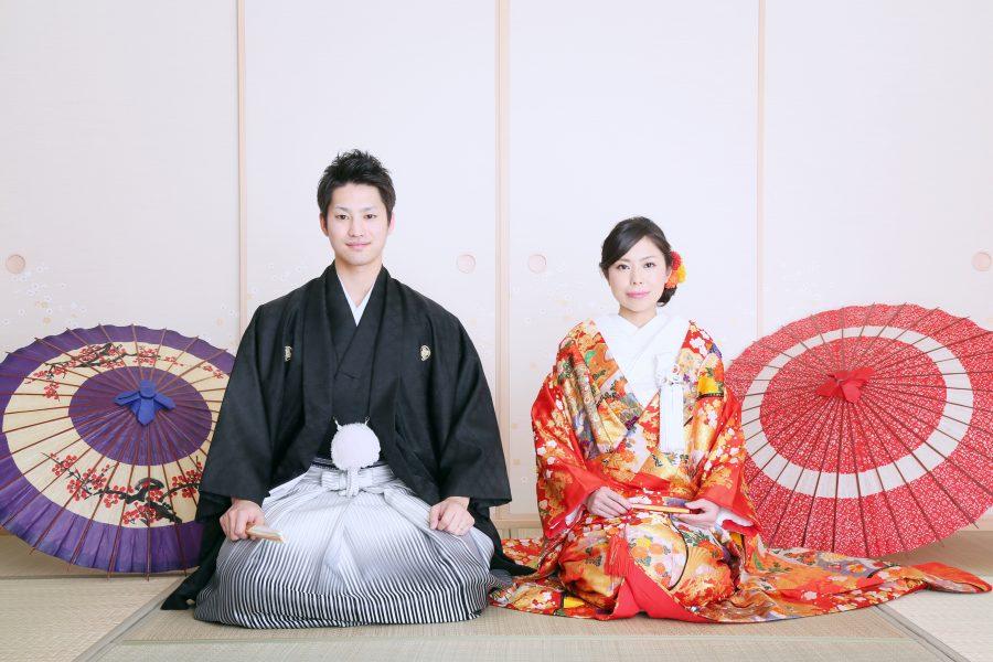 【福岡店】スタジオ和装2着限定プラン