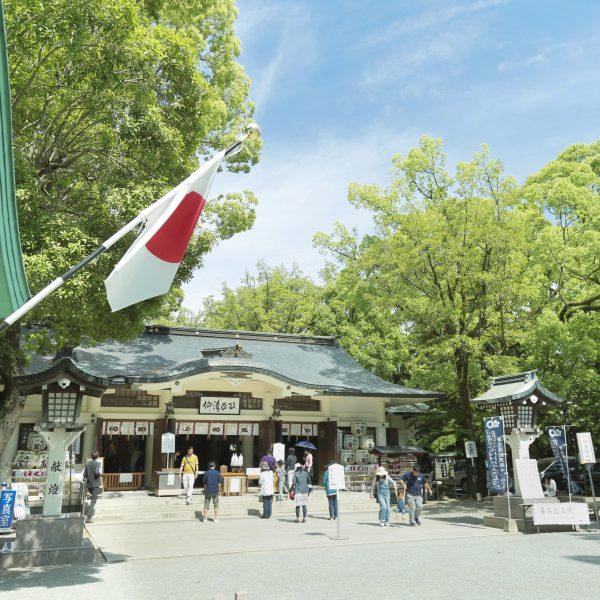 熊本 神社挙式 加藤神社 スタジオフィール