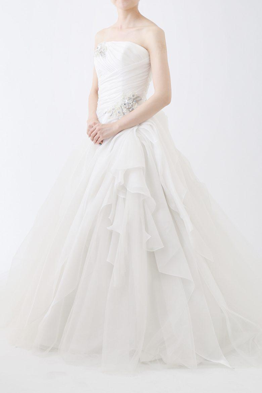 福岡店ウェディングドレス FW-27