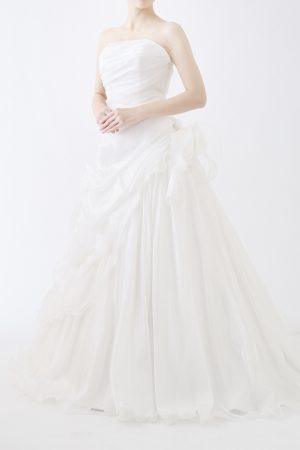 福岡店ウェディングドレス FW-28