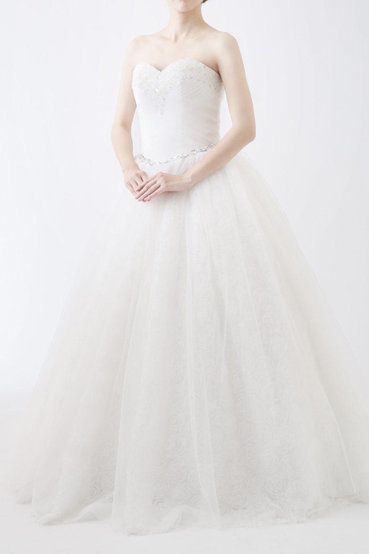 福岡店ウェディングドレス FW-30