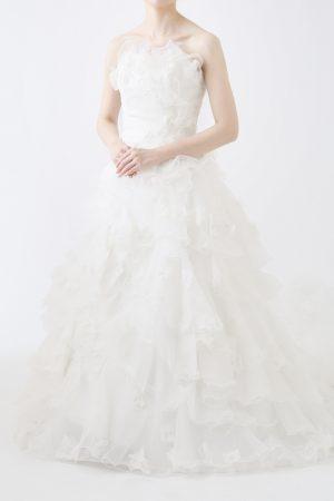福岡店ウェディングドレス FW-33
