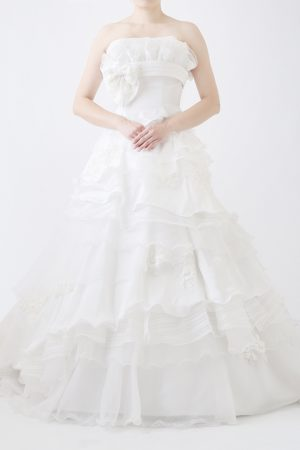 福岡店ウェディングドレス FW-34