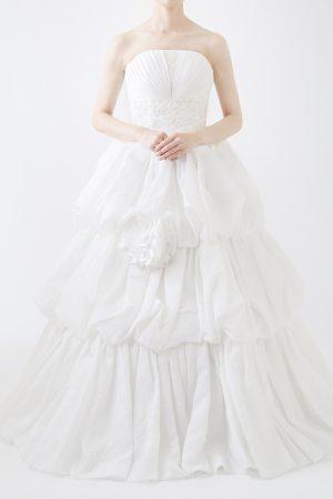 福岡店ウェディングドレス FW-35