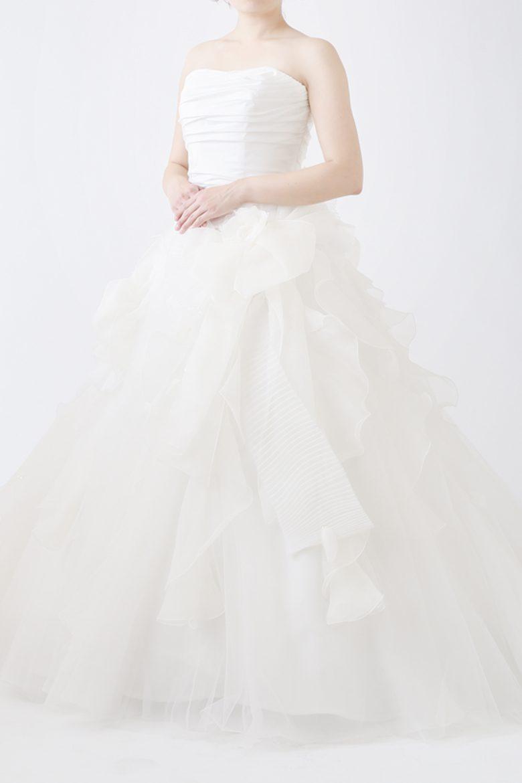 福岡店ウェディングドレス FW-36
