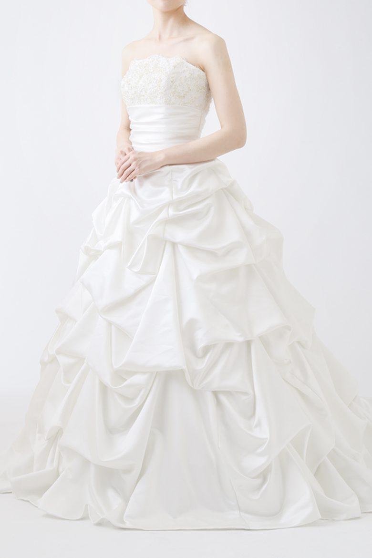 福岡店ウェディングドレス FW-38