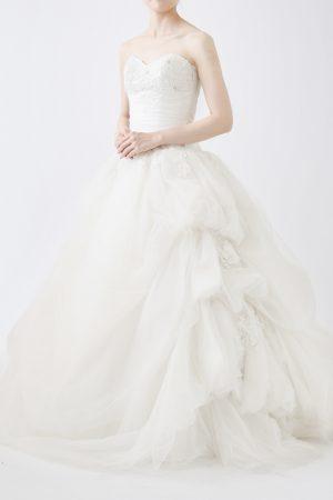 福岡店ウェディングドレス FW-39