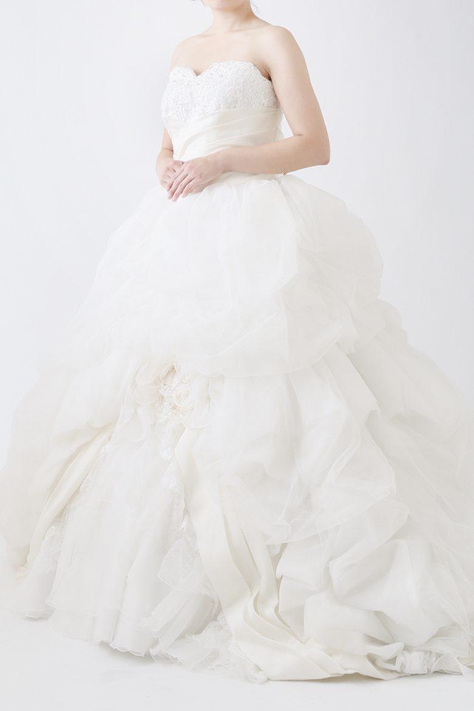 福岡店ウェディングドレス FW-40