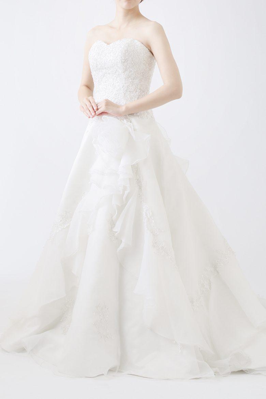 福岡店ウェディングドレス FW-41