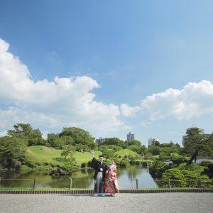 【熊本】水前寺成趣園  (水前寺公園)