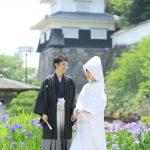 長崎,和装,洋装,前撮り,結婚式当日,,