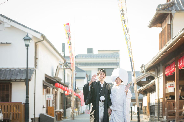 熊本 八千代座 紅葉 和装 スタジオフィール