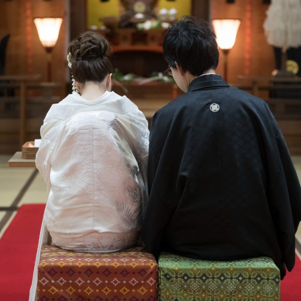 神前式・神社結婚式を挙げるならスタジオフィールへ
