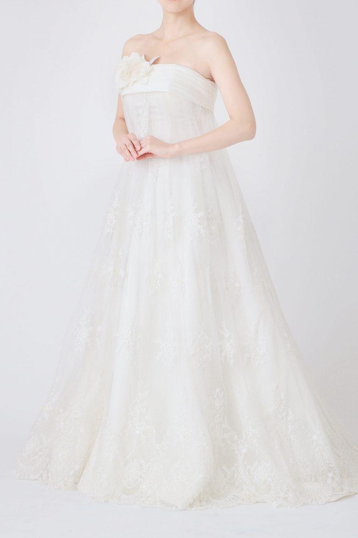 福岡店ウェディングドレス FW-43