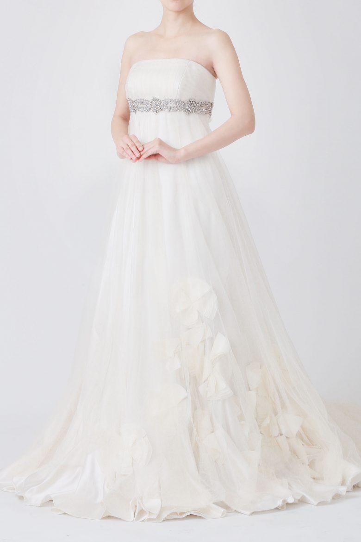 福岡店ウェディングドレス FW-44