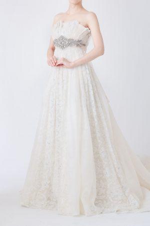 福岡店ウェディングドレス FW-45