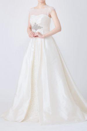 福岡店ウェディングドレス FW-46
