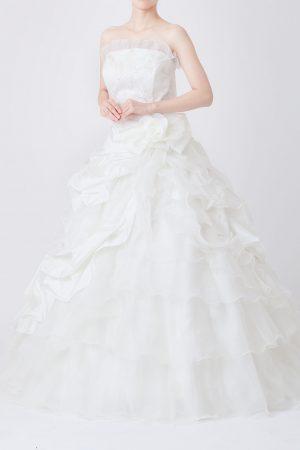 福岡店ウェディングドレス FW-47