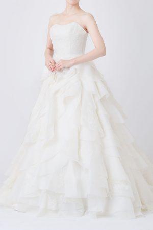 福岡店ウェディングドレス FW-48