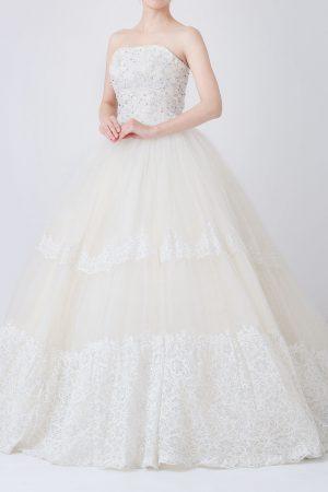 福岡店ウェディングドレス FW-49