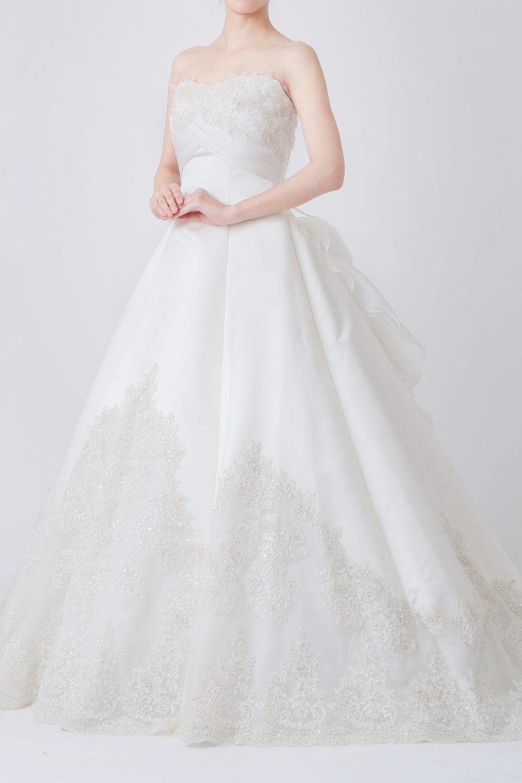 福岡店ウェディングドレス FW-51