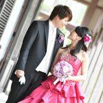 鹿児島,和装,洋装,前撮り,結婚式当日,,鹿児島 異人館 ドレス