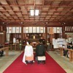 熊本 菊池神社 神社挙式 和装 白無垢 スタジオフィール