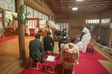 高千穂神社 宮崎 神社挙式 和装 白無垢 和婚 スタジオフィール