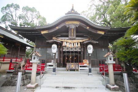 熊本 天草 本渡諏訪神社 和婚 神社挙式 スタジオフィール 白無垢 和装