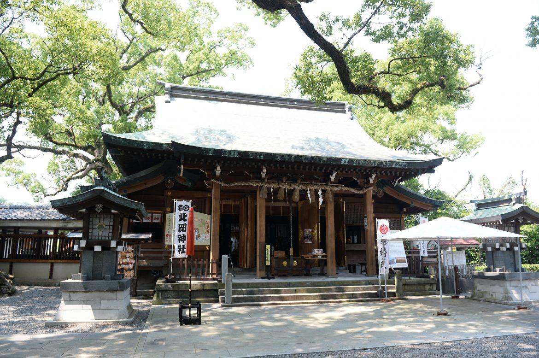北岡神社 熊本 和婚 神社挙式 スタジオフィール 白無垢 色打掛