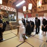 山口 長門市 飯山八幡宮 スタジオフィール 神社挙式 和婚