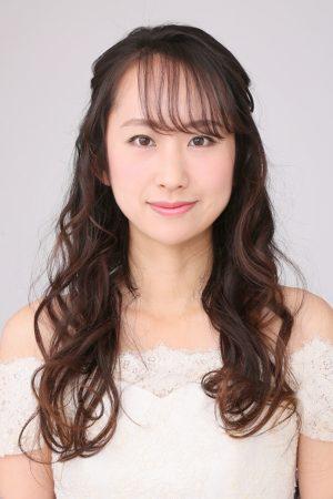 ウェディングドレス髪型-2055