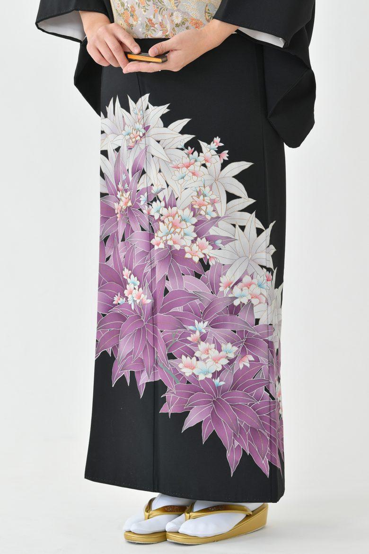 鹿児島店黒留袖KAKT-304