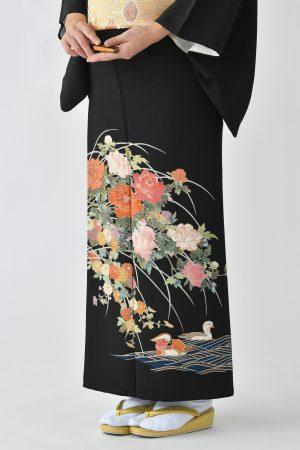 鹿児島店黒留袖KAKT-402