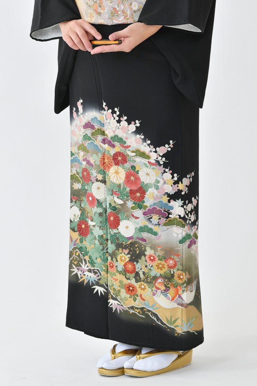 鹿児島店黒留袖KAKT-404