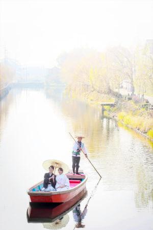 柳川前撮り
