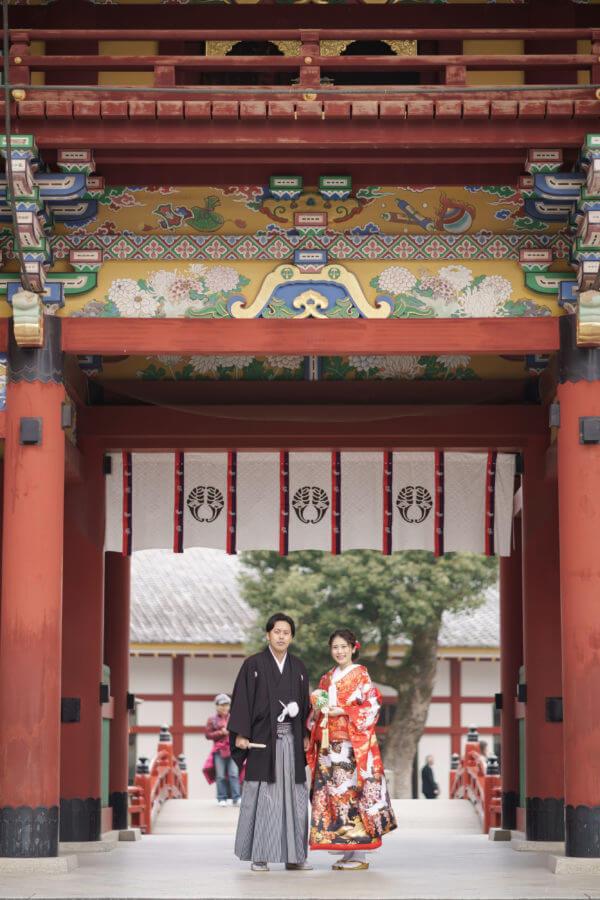 祐徳稲荷神社 神社挙式