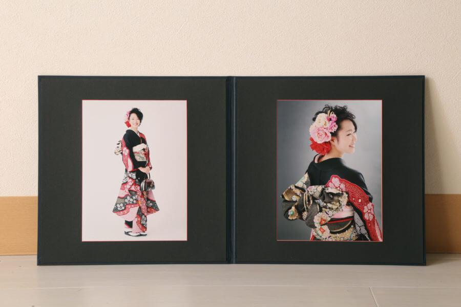 【福岡店】成人記念写真、別冊2面台紙プレゼントキャンペーン
