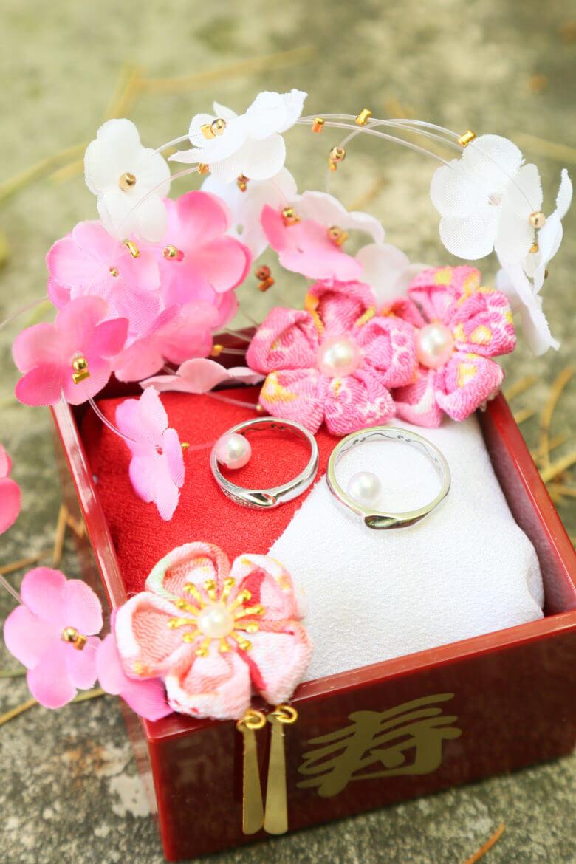 礼和婚 熊本 菊池神社 神社挙式 スタジオフィール