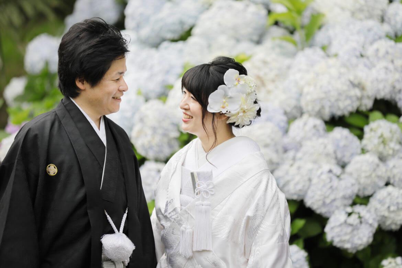 6月の花嫁様